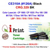HP CE310A 126A CP1025 M175 Toner Compatible (BLACK)