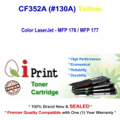 HP CF352A 130A MFP176 177 Toner Compatible (YELLOW)