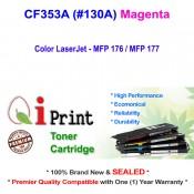 Qi Print HP CF353A 130A MFP176 MFP177 Toner Compatible (Magenta)