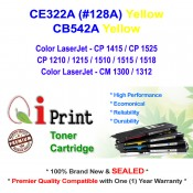 HP CE322A 128A CP1525 CM1312 Toner Compatible (YELLOW)