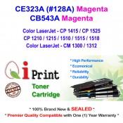 Qi Print HP CE323A 128A CB543A CP1525 CM1312 Toner Compatible (Magenta)