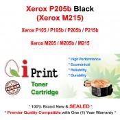Qi Print Xerox P105 P205b P215 M205 M215 Toner Compatible (Black)