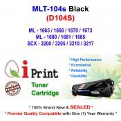 Samsung MLT-104S ML1670 1680 Toner Compatible (Black)