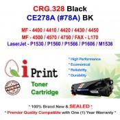 Qi Print CANON CRG328 MF4570 4750 Use HP CE278A Toner Compatible (Black)