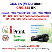 Qi Print HP CE278A 78A P1560 M1536 Use Canon CRG328 Toner Compatible (Black)