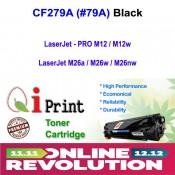 HP CF279A 79A M12 M26 Toner Compatible (Black)