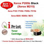 FUJI Xerox P205 215 M205 215 Toner Compatible (2 Units)