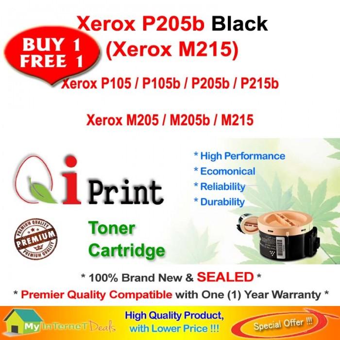 Fuji Xerox P205b Toner