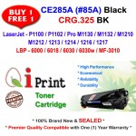 HP CE285A 85A P1102 M1132 CRG 325 Toner Compatible (2 Units)