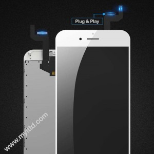 "APPLE iPhone 6 - 4.7"" LCD Display Screen With Touch Digitizer (FREE Tempered Glass)"
