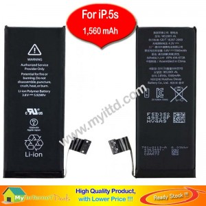 Apple iPhone 5s Battery Replacement 1,560mAh Original Zero Recycle (Tools Set)