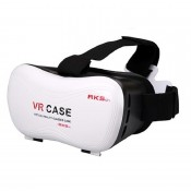 "VR CASE 2nd Edition Virtual Reality 3D Glasses Support Phone Size 3.5"" -  6"""