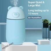 Humidifier Portable USB Premium Humidifying with Silent Operation, Night Light, Auto-Stop