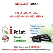 Qi Print CANON CRG 331 LBP7100 7110 MF8210 8280 Toner Compatible (Black)