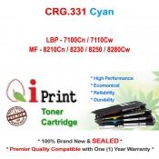 Qi Print CANON CRG 331 LBP7100 7110 MF8210 8280 Toner Compatible (Cyan)