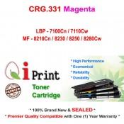 Qi Print CANON CRG 331 LBP7100 7110 MF8210 8280 Toner Compatible (Magenta)